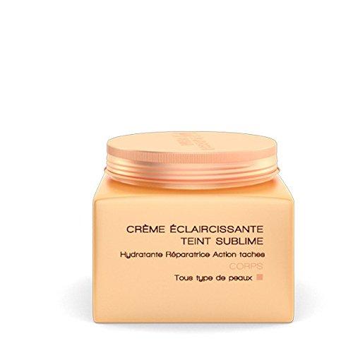 White Essence - Crème Corps Éclaircissante 3 en 1 : Hydrate, Répare et Protège les Peaux Sensibles - Action Anti-Taches longue durée - 500ml