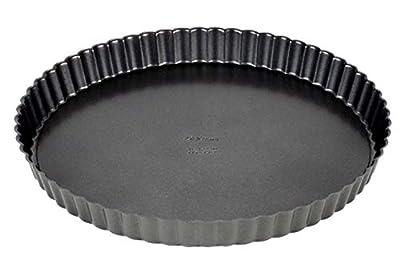 Wilton Advance Select Premium Nonstick 11-Inch Tart/Quiche Pan in Gunmetal