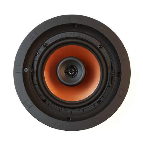 %55 OFF! Klipsch CDT-3650-C II In-Ceiling Speaker - White (Each)