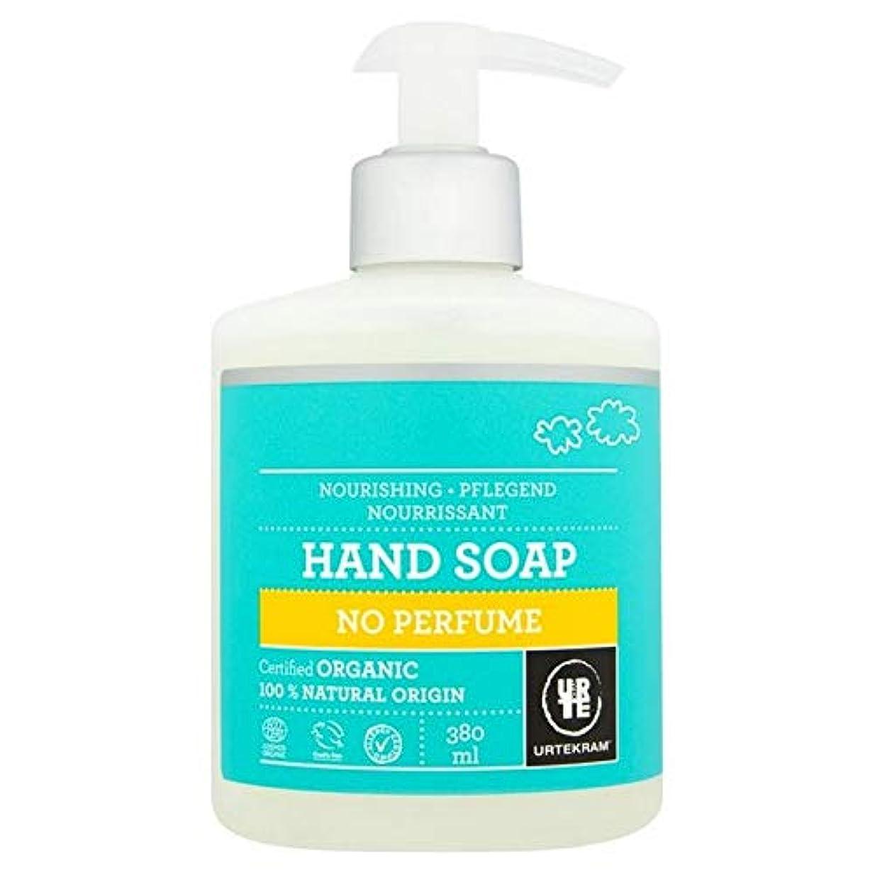 一過性メタリック鰐[Urtekram] 何の香水、液体ハンドソープ380ミリリットルをUrtekramありません - Urtekram No Perfume Liquid Hand Soap 380ml [並行輸入品]