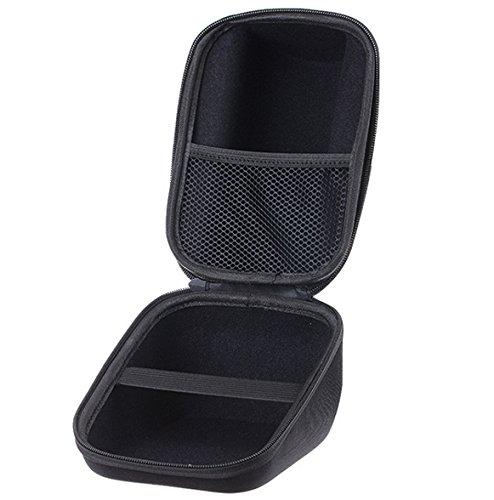 Blutdruckmessgerät-Tasche ,Sopear Tragbare Wasserdichte Anti-Schock EVA Blutdruckmessgerät Lagerung Reisetasche Tragetasche für Omron Blutdruckmessgerät