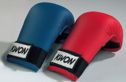 KWON Karatehandschützer Iadro S rot
