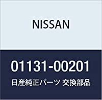 NISSAN (日産) 純正部品 ボルト オーナメント 品番01131-00201