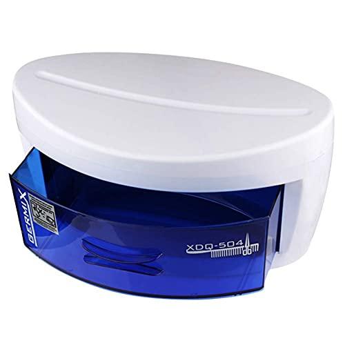 MOSHUO Esterilizador UV WANGXN, cajón de una Sola Capa, Caja de desinfección, portátil, salón de Belleza, SPA, Tatuaje, uñas, Herramientas para el Cabello, Armario, cajón