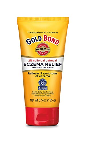 Gold Bond Eczema Relief Cream 55 Ounce