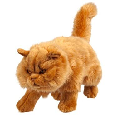 Wizarding World of Harry Potter Hermione's Cat Crookshanks 18 Inch Plush