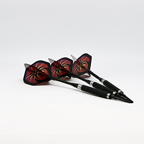 "Profi Soft-Darts Set ""Dark Knights"" von myDartpfeil - 6"