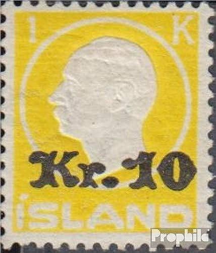 Prophila Collection Island 111 (kompl.Ausg.) 1924 Aufdruckausgabe (Briefmarken für Sammler)