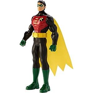 "DC Justice League Action Robin Figure, 6"""