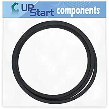 UpStart Components GX20006 Transmission Drive Belt Replacement for John Deere L17.542 Scotts Lawn Tractor with 42-inch Mower Deck - PC9101 - Compatible with Deck Belt