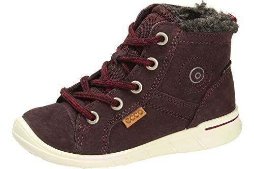 ECCO Mädchen First Sneaker, Violett (Fig 1385), 24 EU