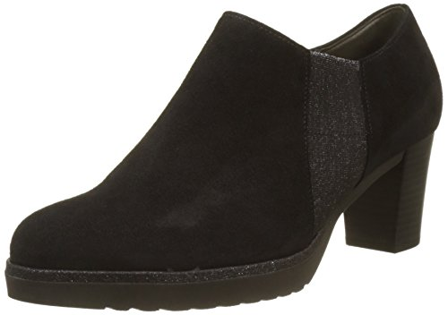 Gabor Shoes Damen Fashion Pumps, Schwarz (17 Schwarz (Glitter), 41 EU