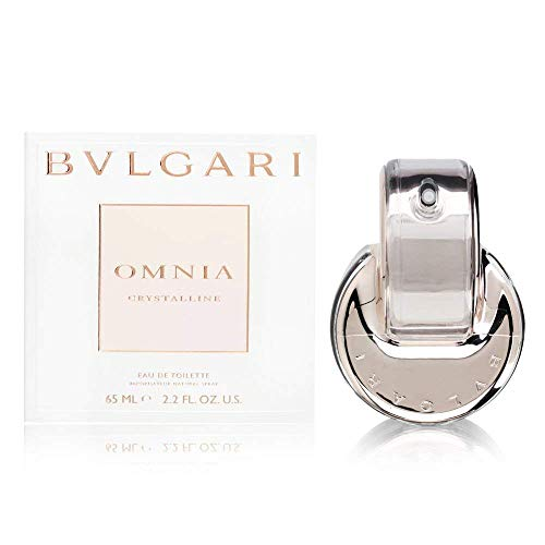 Bulgari Omnia Crystalline Femme/Women, Eau de Toilette, 65 ml