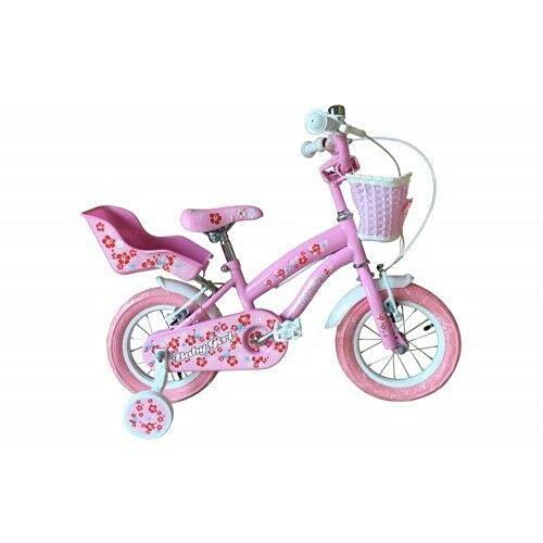 Fahrrad Schiano Modell Baby Girl, 12 Zoll, Rosa