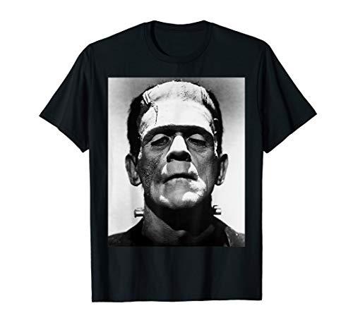 Frankenstein's Monster Classic Horror T-Shirt
