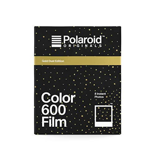 Polaroid Originals - Color Film for 600 - Gold Dust Edition 4932