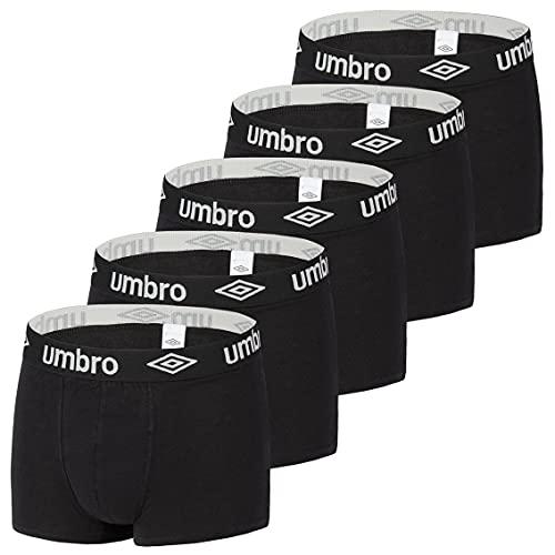 Umbro Boxer Umb/1/Bcx5 Pantaloncino, Class, M Uomo