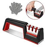 Messerschärfer Messerschleifer, Sylanda 3 Stufen Messer Schärfen Schärfwerkzeug Knife Sharpener...