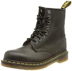 professional Dr. Martens 1460 8 Eye Boots Black Oily 8 United Kingdom / Men's 9 Women's 10 America