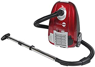 Atrix – AHC-1 Turbo Red Canister Vacuum – Portable Vac Cleaner w/ 6 Quart..