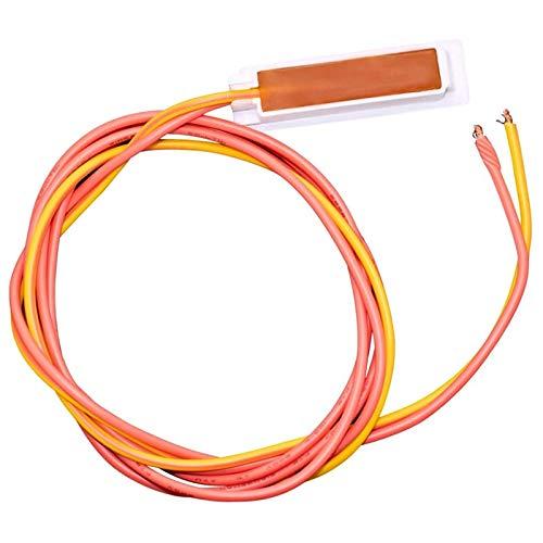 Camisin WH12X10334 Interruptor de tapa de arandela con conjunto de arnés de cables para GE Hotpoint WH12X10334 1256927 AP3968471 PS1482372