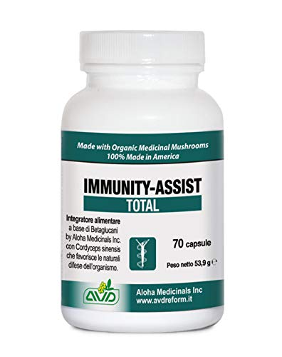 Immunity Assist total 70 cápsulas