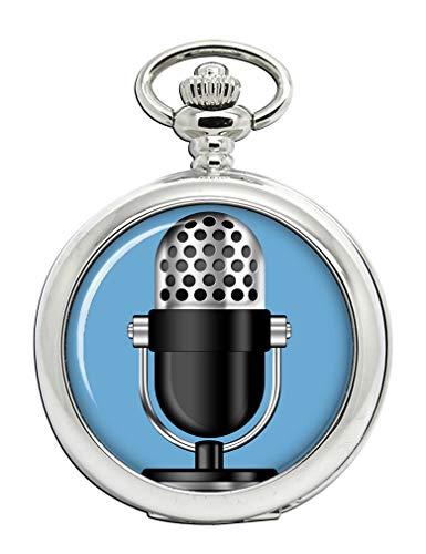 micrófono Full Hunter reloj de bolsillo