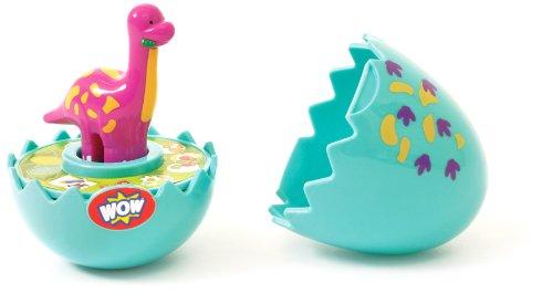 WOW Toys - My Dinky Dino, Coche de Juguete (10161)