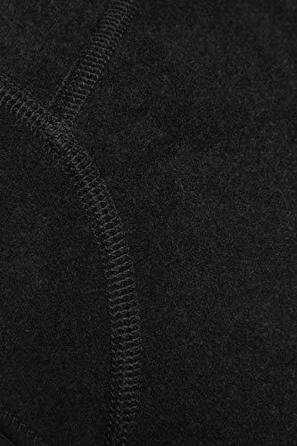 VAUDE Mütze Bike Warm Cap, Helm-Unterziehmütze, black uni, XS, 032780515100 - 4