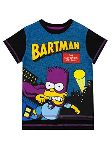 Inspirada Sr Brilla en la Oscuridad Foreverdai Camiseta Fan Art Os traigo Amor Burns de Los Simpson