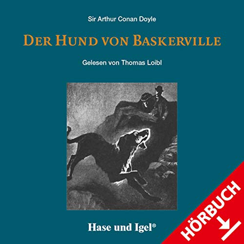 Couverture de Der Hund von Baskerville