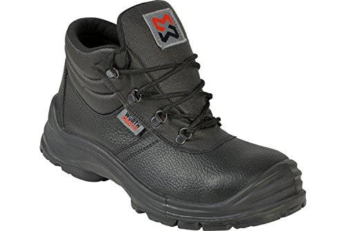 WÜRTH MODYF Sicherheitsstiefel S3 SRC AS Baustiefel schwarz: Der zertifizierte Schuh ist in Größe 36 verfügbar. Innovativen, modern & robuste - perfekt für Außenbereiche geeignet.