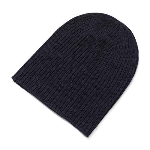 JOHNSTONS OF ELGIN ジョンストンズ カシミア リブ ニットキャップ ニット帽 帽子 カシミヤ HAE02134 HAE2134 5色 SD7286/DarkNavy /