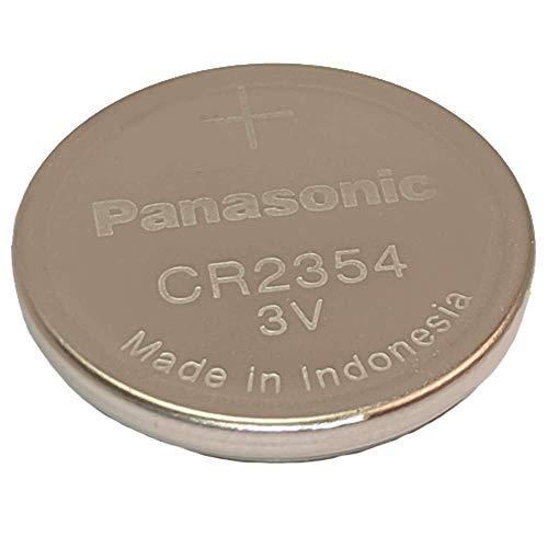 Panasonic CR2354 Lithium-Batterien, 3 V, Knopfzellen