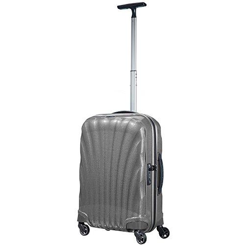 Samsonite Cosmolite 3.0 Spinner FL2 valigia di cabina 4 ruote 55 cm eclipse grey
