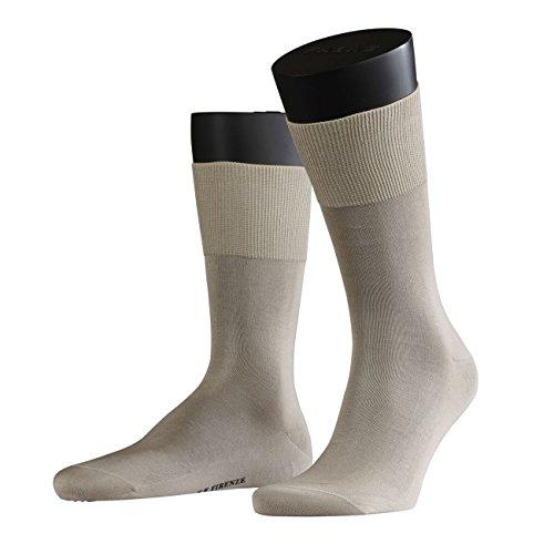 FALKE City Herren Socken Firenze 3er Pack, Größe:43/44;Farbe:Sand (4320)