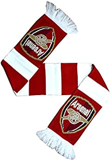 Arsenal FC - Licensed Bar Scarf, Ships from USA