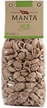 Organic Whole Durum Wheat Semolina Pasta | Orecchiette (500g) {Imported from Italy}