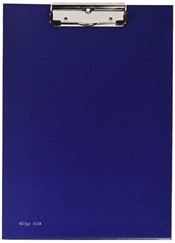 Pardo 715250 - Portabloc con pinzas de metal, color azul