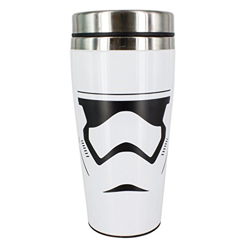 Star Wars Episodio VII Stormtrooper Taza de Viaje