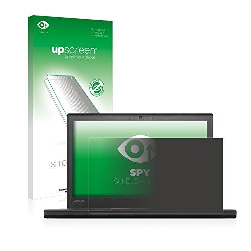 upscreen Anti-Spy Blickschutzfolie kompatibel mit Lenovo ThinkPad X260 Privacy Screen Sichtschutz Bildschirmschutz-Folie