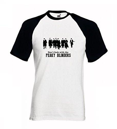 BC Camiseta Peaky Blinders Baseball Algodon 190grs (S)