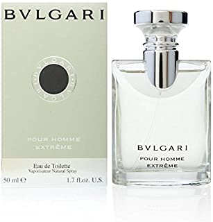 Bvlgari Extreme by Bvlgari for Men - 1.7 Ounce EDT Spray