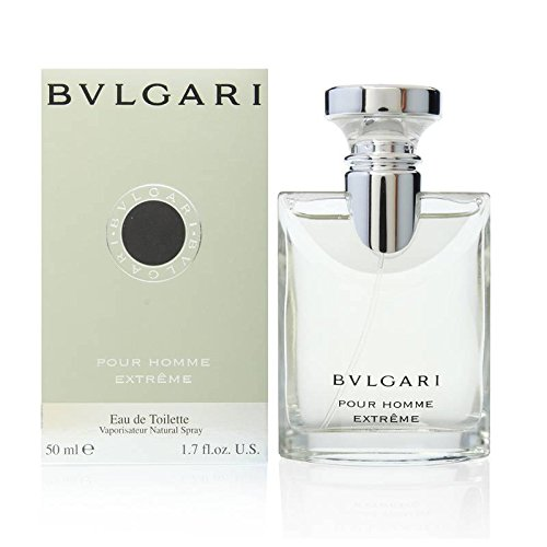 BULGARI, Extreme Profumi Uomo Eau de Toilette Spray 50 Ml