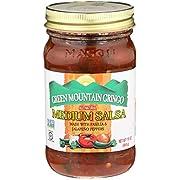 Green Mountain Gringo, Medium Salsa, 16 oz
