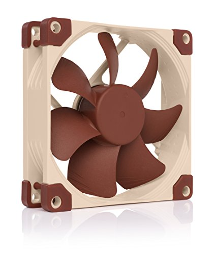 Noctua NF-A9 PWM, Premium Quiet Fan, 4-Pin (92mm, Brown)
