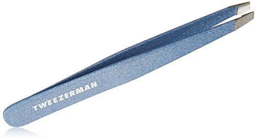 Tweezerman Slant Tweezer tubo quadrado, cores sortidas