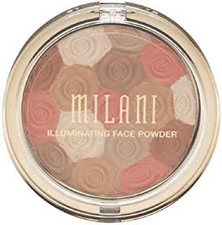 Milani Illuminating Face Powder, Amber Nectar 01 0.35 oz