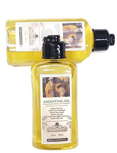 Aceite de unción con incienso Mirra Spikenard fragancia auténtica 120 ml