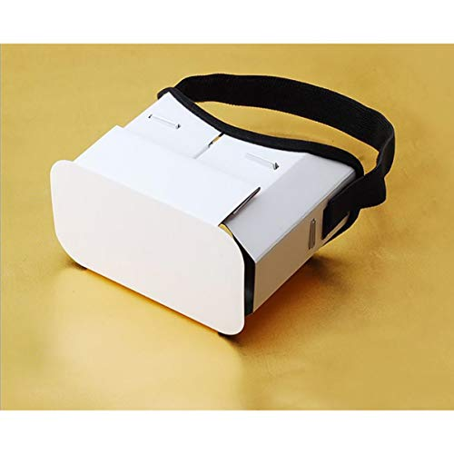 Virtual Reality Brille Google Cardboard 3D Brille für 4-6 Zoll SmartphoneCreative Diy Portable, Virtual Reality Brille, Google Cardboard 3D Brille, Vr Box für 4 Zoll-6 Zoll, Smartphone